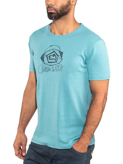 E9 M's Music T-Shirt dust
